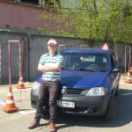 Инструктор по вождению Мазуренко Денис 📲 +375 44 727-46-26