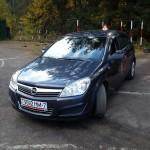 Автомобиль автоинструктора Еверкина Якова Михайловича