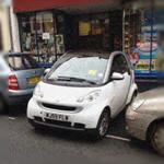 Ошибки парковки