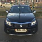 Обучение вождению на Renault Sandero +375 (44) 750-14-15