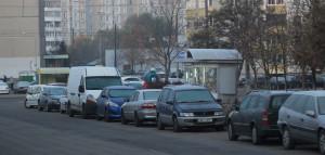 Количество автомобилей в Минске растет с неимоверной скоростью.