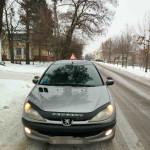 Автомобиль инструктора по вождению Алексея