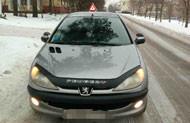 Автомобиль инструктора по вождению Клочко Алексея