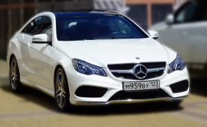 Тонировка стекол автомобиля придает красивый и загадочный вид автомобилю