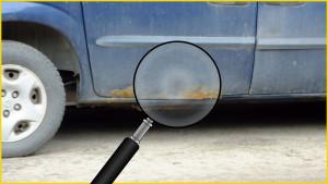 Увы! Ржавчина на автомобиле - это именно то, что так быстро убивает кузов. Своевременное устранение очагов ржавчины продлит срок службы вашего авто.