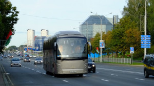 Водитель автобуса должен быть надежным, поскольку ему доверено благополучно доставить пассажиров к месту назначения.