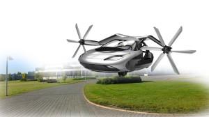 Летающий автомобиль - это уже реальность!