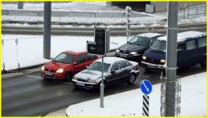 Почему я не нервничаю на перекрестке? Я придумал для себя правило: «Стой, пока не позеленеет!»