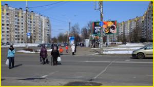 Если сбил пешехода на перекрестке, то от дальнейших ваших действий зависит Ваше наказание