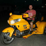 Мотоинструктор мотошколы Город-X