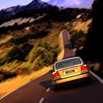 Обучение вождению на загородной трассе