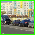 Перекресток Семашко - Дзержинского