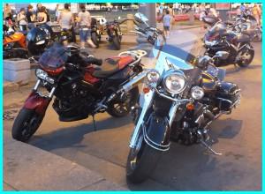 Если вы смеетесь в лицо опасности и верите, что обязательно доедите до конца, значит вы прирожденный мотоциклист!