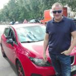 Автоинструктор Пискун Алексей. Тел. 8 (044) 550-45-02