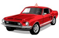 Автомобиль автошколы Город-X