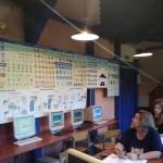 Учебный класс автошколы в Московском микрорайоне г. Минска находится на проспекте Дзержинского 77A, комната 18.