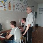 Учебный класс автошколы в Первомайском районе на Чернышевского 10