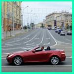 Вождение в городе