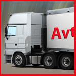 Вождение грузовика с прицепом