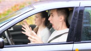 Правильная посадка водителя позволяет чувствовать контроль над ситуацией и вовремя ее исправить.