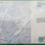 Экзаменационный маршрут ГАИ №20