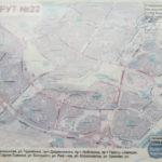 Экзаменационный маршрут ГАИ №22