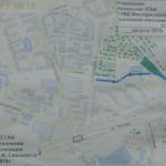 Экзаменационный маршрут ГАИ №16
