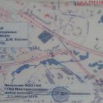 Экзаменационный маршрут ГАИ №3