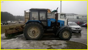 Для получения прав на трактор нужно  пройти обучение вождению, как и для любого другого транспортного средства.